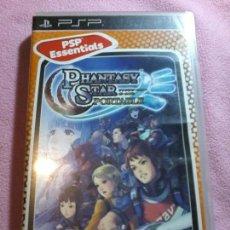 Videojuegos y Consolas: PSP PHANTASY STAR PORTABLE COMPLETO ESP. Lote 108763419