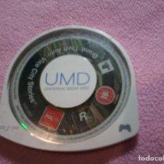 Videojuegos y Consolas: GRAND THEFT AUTO:VICE CITY STORIES PSP UMD. Lote 108825055