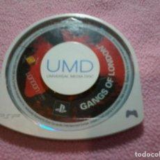 Videojuegos y Consolas: GANGS OF LONDON -PARA PSP- JUEGO. Lote 108825887