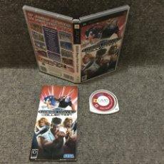 Videojuegos y Consolas: SEGA MEGA DRIVE COLLECTION PSP. Lote 111076364