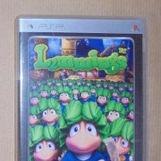Videojuegos y Consolas: LEMMINGS - JUEGO - PSP - PLATINUM. Lote 111736519