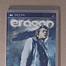 Videojuegos y Consolas: ERAGON - JUEGO - PSP. Lote 111738931