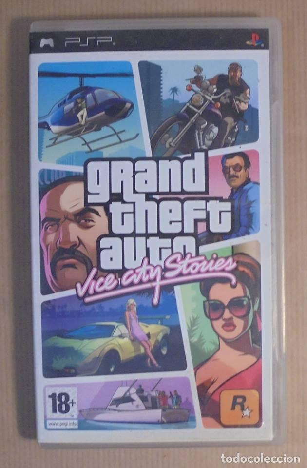 Grand Theft Auto Vice City Stories Juego P Comprar