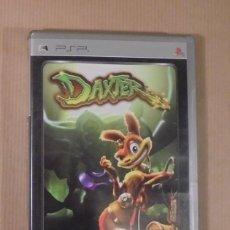 Videojuegos y Consolas: DAXTER - JUEGO - PSP - PLATINUM. Lote 112275607