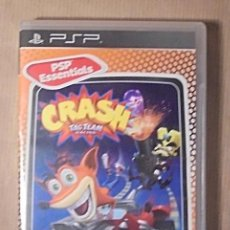 Videojuegos y Consolas: CRASH TAG TEAM RACING - JUEGO - PSP ESSENTIALS. Lote 143201118
