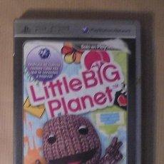 Videojuegos y Consolas: LITTLE BIG PLANET - JUEGO - PSP PLATINUM. Lote 112276423