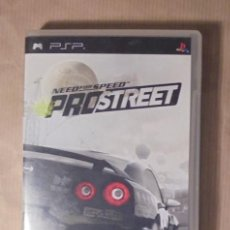 Videojuegos y Consolas: NEED FOR SPEED PROSTREET - JUEGO - PSP. Lote 112276611