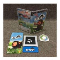 Videojuegos y Consolas: EYEPET SONY PSP. Lote 112863871