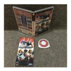 Videojuegos y Consolas: SEGA MEGA DRIVE COLLECTION SONY PSP. Lote 112869751