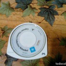 Videojuegos y Consolas: JUEGO - SONY - PSP - CAPCOM - CLASSICS COLLECTION RELOADED. Lote 113121155