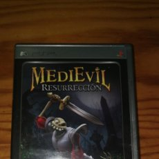 Videojuegos y Consolas: MEDIEVIL RESURRECCIÓN.. Lote 115269559