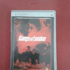 Videojuegos y Consolas: VIDEOJUEG. GANGS OF LONDON. PSP. Lote 116683107