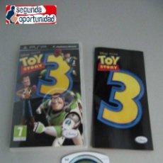 Videojuegos y Consolas: TOY STORY 3 - PSP. Lote 117780739