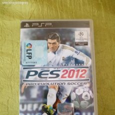 Videojuegos y Consolas: JUEGO PSP PES 2012. Lote 118922663