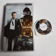 Videojuegos y Consolas: CASINO ROYALE 007 UMD PSP. Lote 119045384