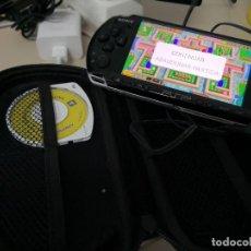 Videojuegos y Consolas: SONY PSP 3004 FUNCIONANDO MAS 2 JUEGOS CARGADOR Y ESTUCHE. Lote 121480887
