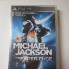 Videojuegos y Consolas: MICHAEL JACKSON THE EXPERIENCE (PSP) (SONY PLAYSTATION PORTABLE). Lote 121605739