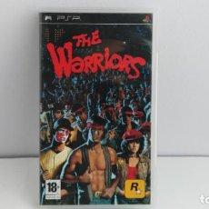 Videojuegos y Consolas: JUEGO PSP THE WARRIORS. Lote 121614523