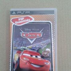 Videojuegos y Consolas: VIDEOJUEGO. DISNEY PIXAR CARS. PSP. Lote 122705459