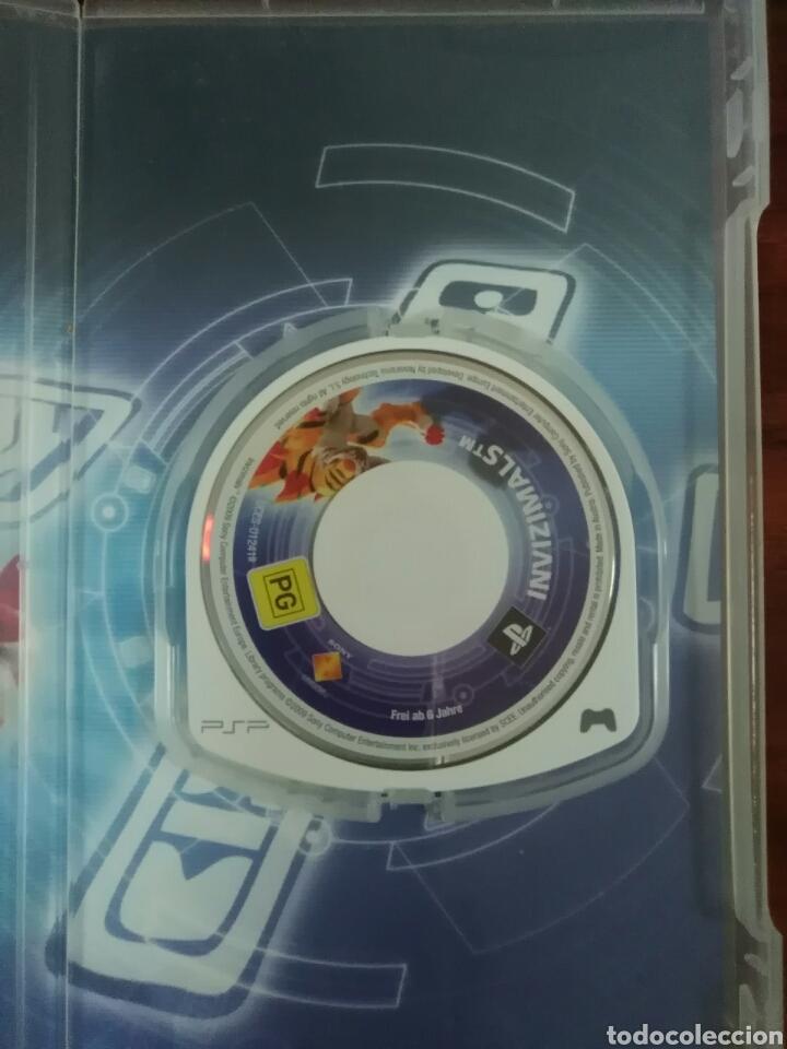 Videojuegos y Consolas: INVIZIMALS - SONY PSP - UMD - GO CAM - Foto 4 - 103486943