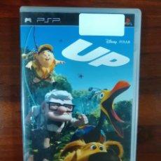 Videojuegos y Consolas: UP - SONY PSP - UMD - DISNEY - PIXAR - COMPLETO. Lote 103421415
