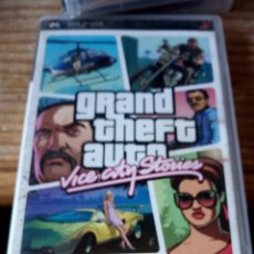 Videojuegos y Consolas: GTA VICE CITY STORIES SIN MANUAL. Lote 127763111