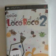 Videojuegos y Consolas: LOCO ROCO 2 PARA PSP NUEVO PRECINTADO. Lote 128468019