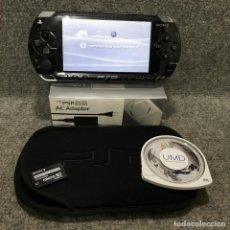 Videojuegos y Consolas: CONSOLA SONY PSP 1000 + 8GB + B BOY + FUNDA + CARGADOR. Lote 128502599