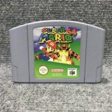 Videojuegos y Consolas: SUPER MARIO 64 NINTENDO 64. Lote 128502611