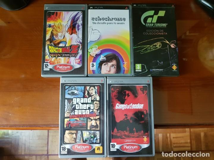 JUEGOS PSP PLAYSTATION (Juguetes - Videojuegos y Consolas - Sony - Psp)