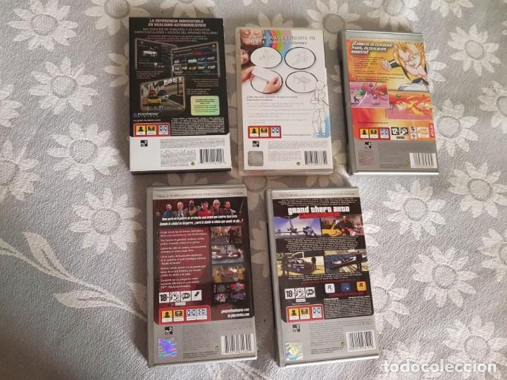 Videojuegos y Consolas: Juegos PSP playstation - Foto 3 - 130617510