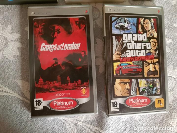 Videojuegos y Consolas: Juegos PSP playstation - Foto 4 - 130617510
