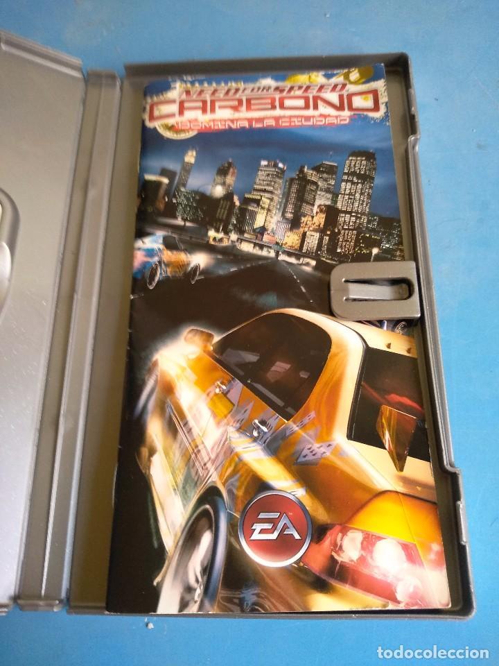 Videojuegos y Consolas: PSP- Need foro speed carbono año 2006 - Foto 3 - 132486390