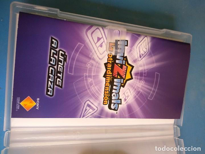 Videojuegos y Consolas: PSP- Invizimals ,la otra dimensión año 2012 - Foto 2 - 132487646