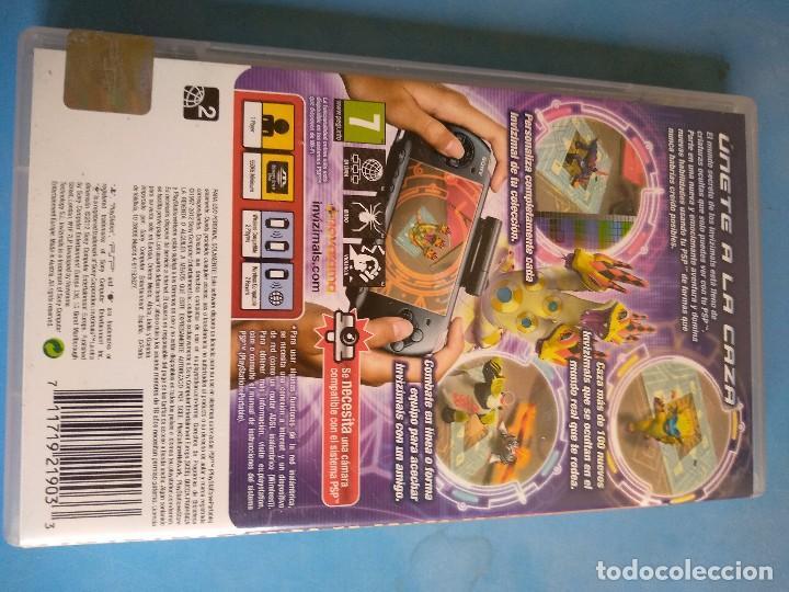 Videojuegos y Consolas: PSP- Invizimals ,la otra dimensión año 2012 - Foto 4 - 132487646