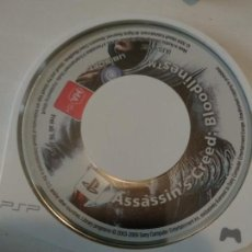 Videojuegos y Consolas: ASSASSIN'S CREED BLOODLINES PSP SONY . Lote 132808570