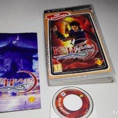 Videojuegos y Consolas: KEY OF HEAVEN ( SONY PSP - PAL -ESP). Lote 133252938