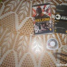 Videojuegos y Consolas: JUEGO PSP KILLZONE LIBERATION. Lote 133869518