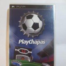 Videojuegos y Consolas: PLAYCHAPAS FOOTBALL EDITION (SONY PSP). Lote 137511938