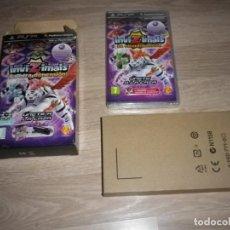 Videojuegos y Consolas: SONY PSP JUEGO INVIZIMALS LA OTRA DIMENSION CAMARA NUEVO. Lote 137831506
