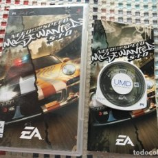 Jeux Vidéo et Consoles: NEED FOR SPEED MOST WANTD 510 NFS PSP PLAYSTATION PORTABLE KREATEN. Lote 138790890