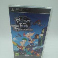 Videogiochi e Consoli: PHINEAS Y FERB PSP. Lote 139000634