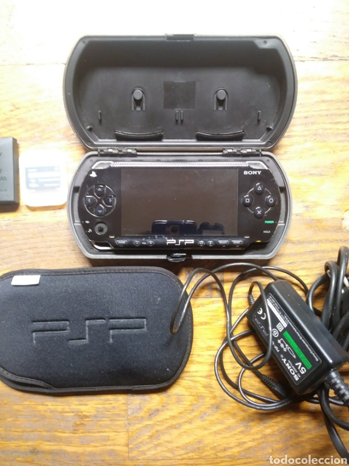 PSP 10004 K (Juguetes - Videojuegos y Consolas - Sony - Psp)