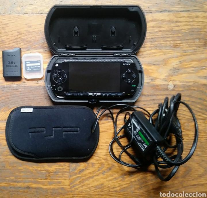 Videojuegos y Consolas: PSP 10004 K - Foto 2 - 139827269