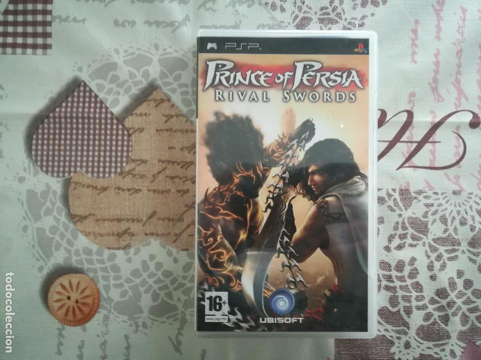 PRINCE OF PERSIA RIVAL SWORDS PSP (Juguetes - Videojuegos y Consolas - Sony - Psp)
