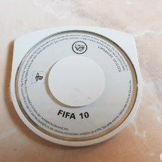 Videojuegos y Consolas: PSP FIFA 10. Lote 142335178
