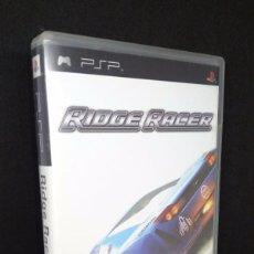 Videojuegos y Consolas: RIDGE RACER. JUEGO PSP. Lote 145722274