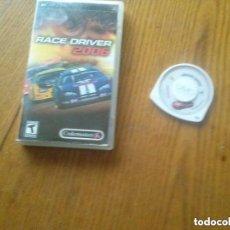 Videojuegos y Consolas: JUEGO PSP RACE DRIVER 2006. Lote 146181750