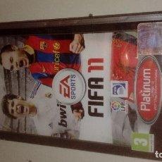 Videojuegos y Consolas: G-REO87R PSP PSP FIFA 11 Y NBA LIVE 09 . Lote 146311742