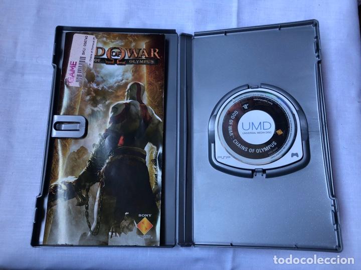 Videojuegos y Consolas: juego psp god of war - Foto 4 - 146316202